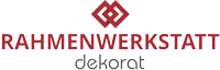 Rahmenwerkstatt dekorat in Neumünster Logo