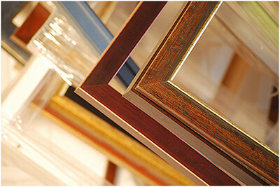 Rahmenausbesserung Bilderrahmen Werkstatt dekorat
